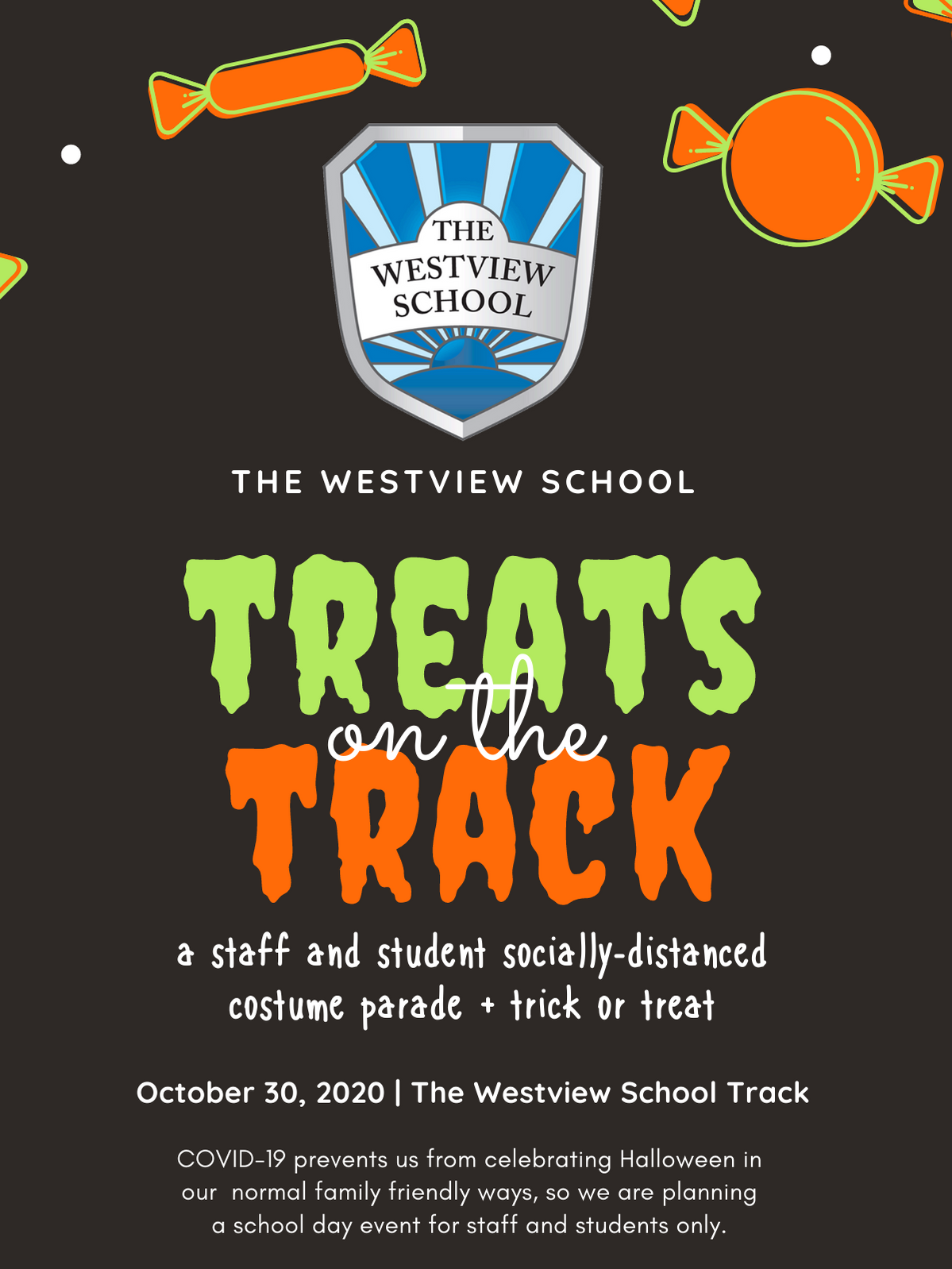 Treat on the Track (Staff/Students Only)
